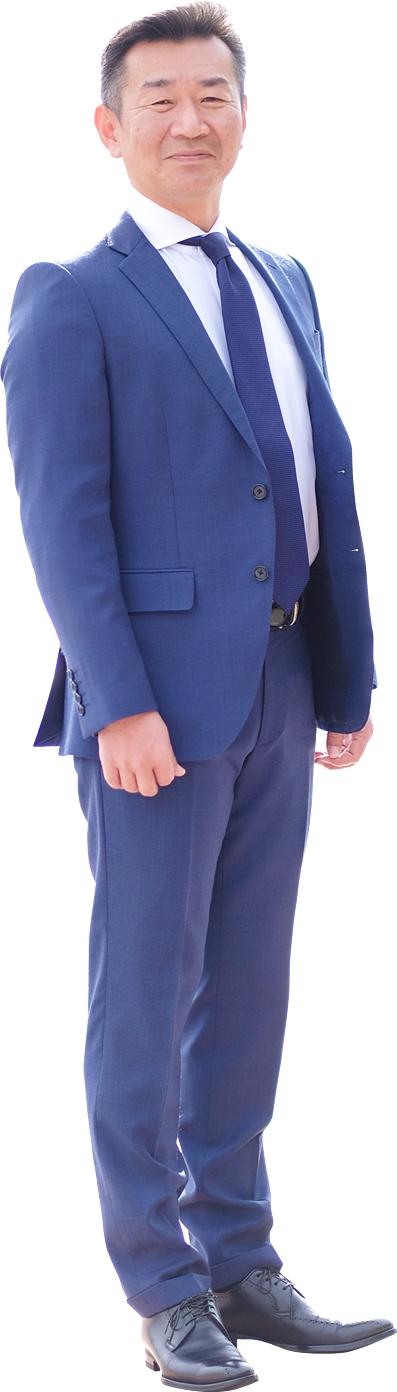 代表 中野晴夫